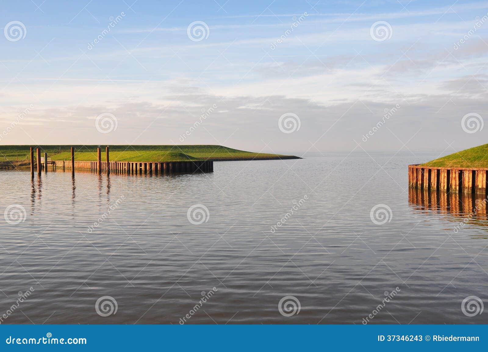 Hamn av Dangast, Nordsjön
