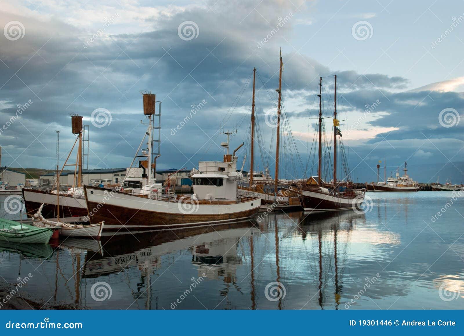 Hamn nordiska iceland