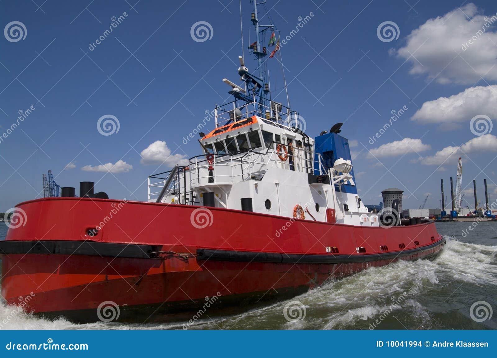 Hamnbogserbåt