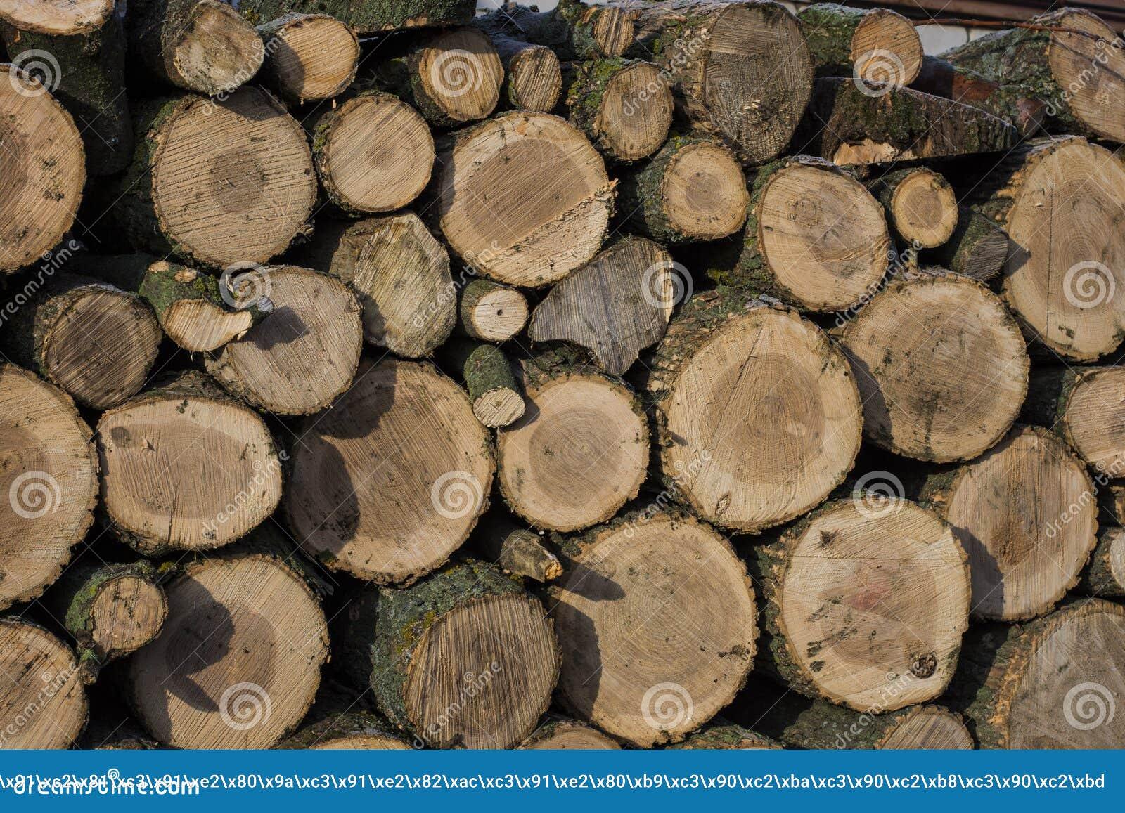 Hampa för jobb på trä