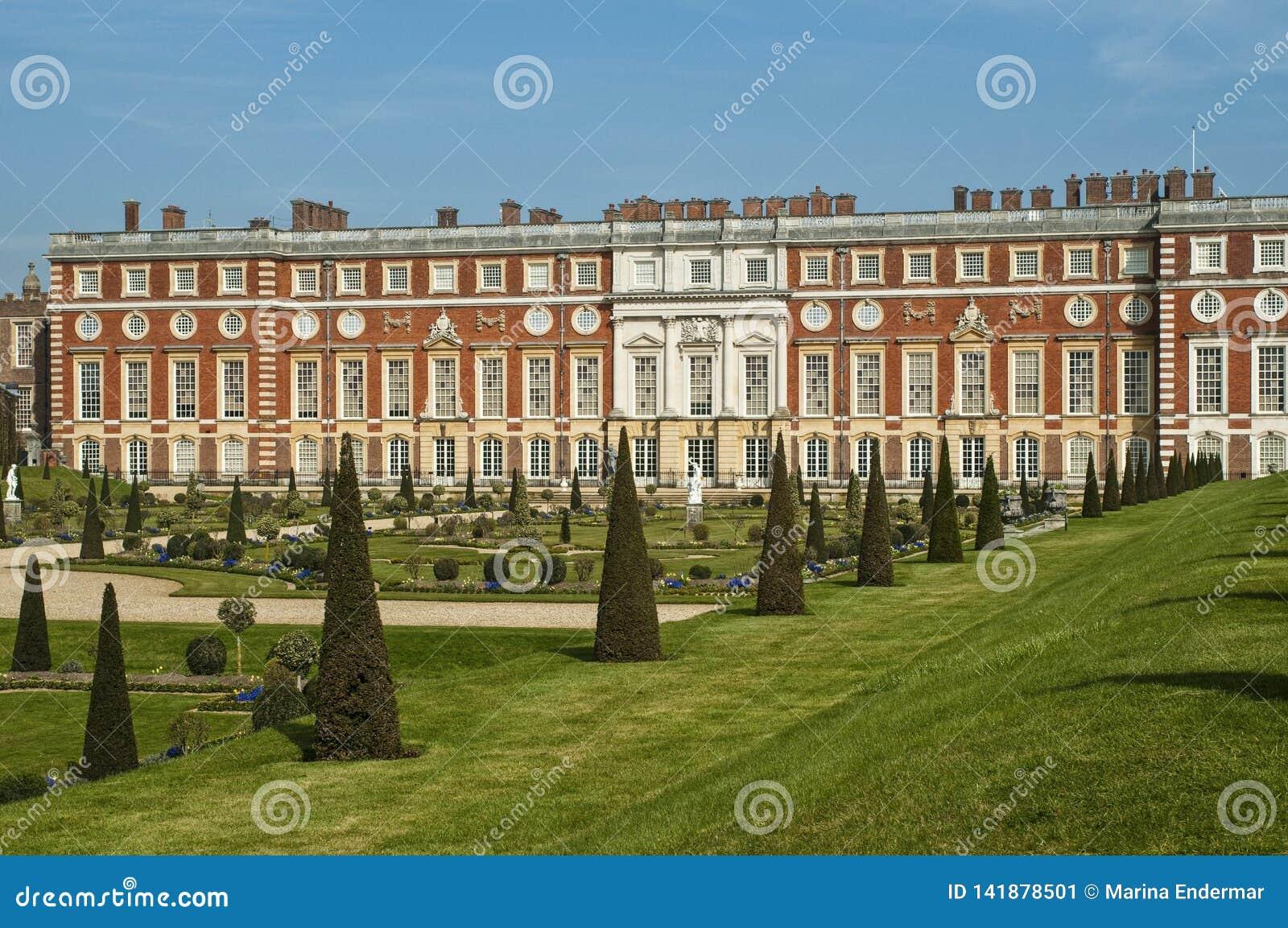 Hampton Court Palace, Inghilterra, Regno Unito