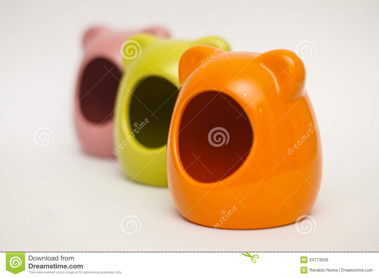 Hamster Hideout Royalty Free Stock Image Image 34773506
