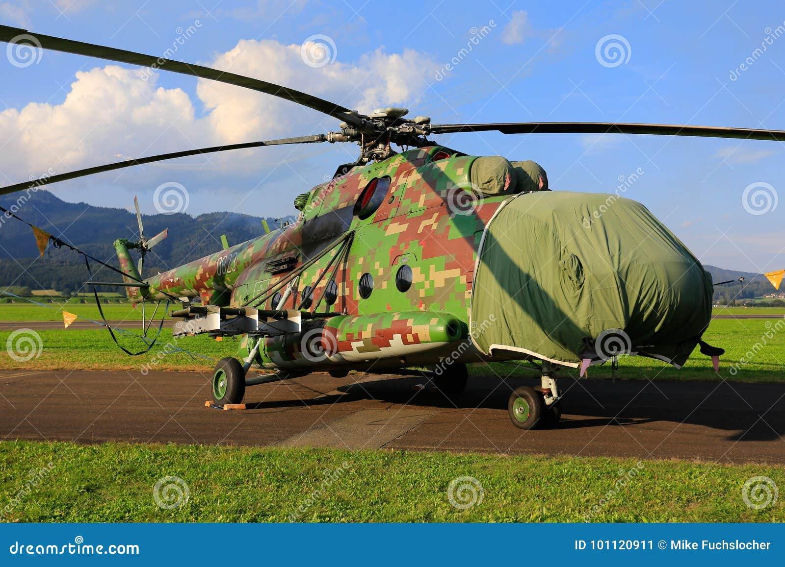 Hanche du mil Mi-17