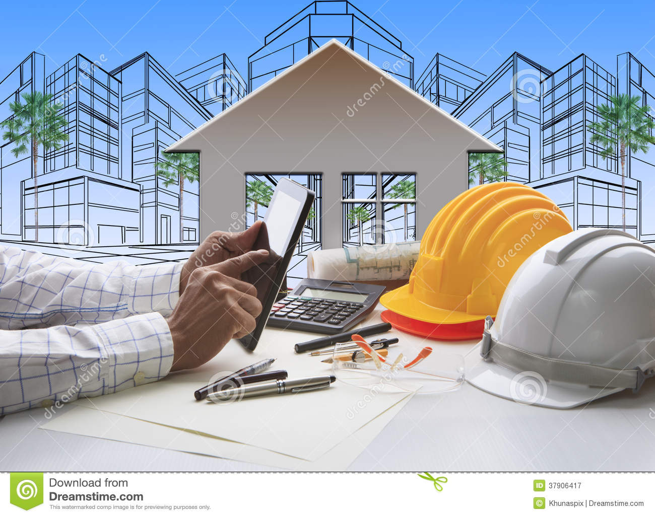 computers in construction industry