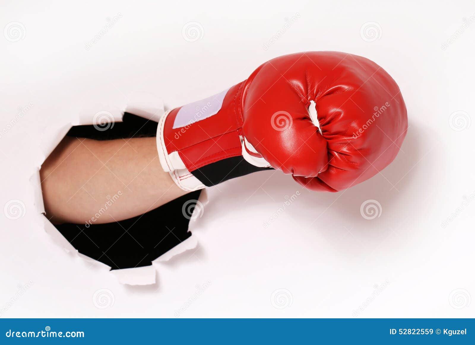 Если боксерские перчатки на ваших руках — победа будет за вами.