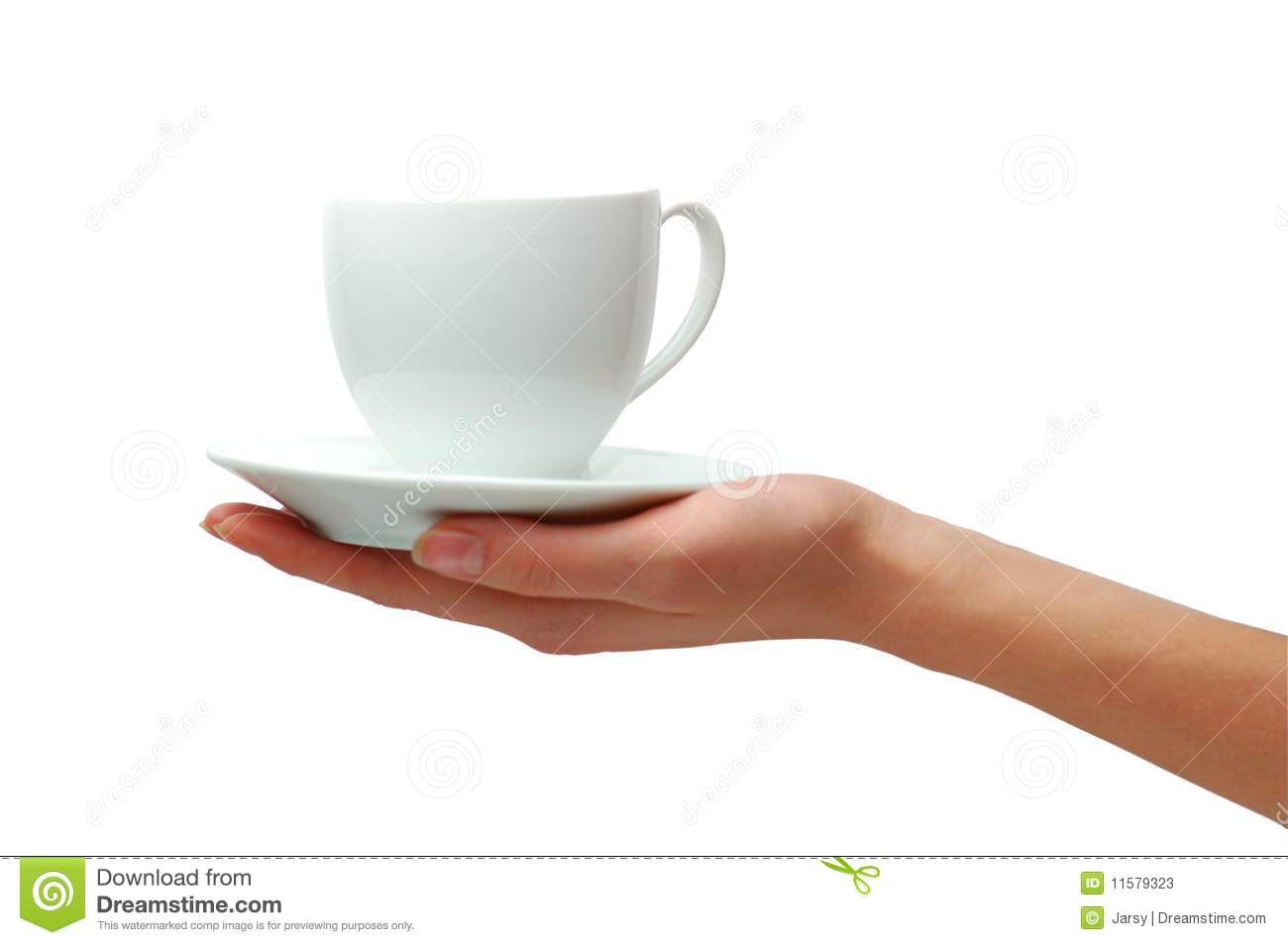 empty white tea cup and saucer stock photo image of plate china