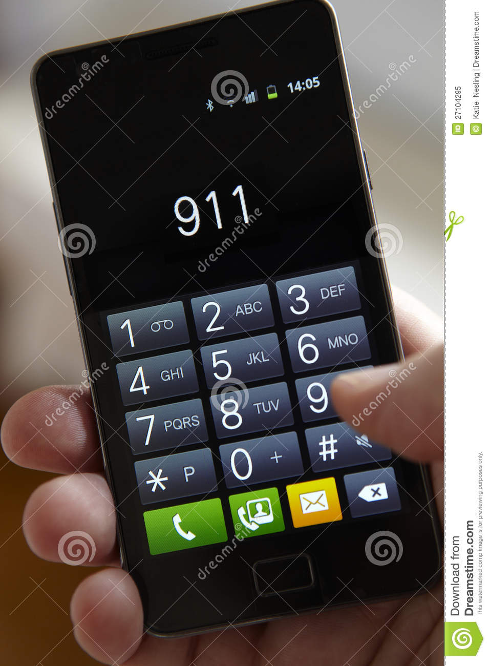 how to nit show mobile number when calling