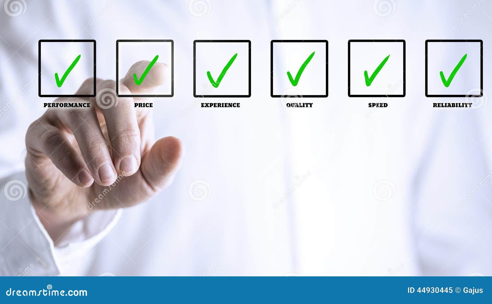 Hand die Groene Controles in Dozen van het Aanrakingsscherm zetten