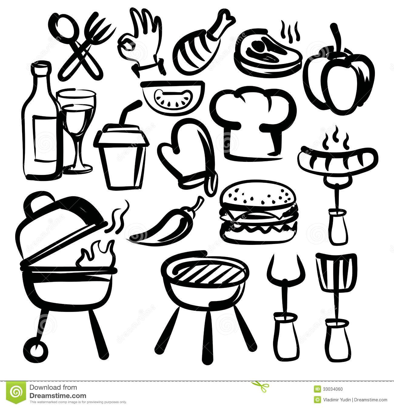 Barbecue bbq beef food grill hot meat icon in addition 8227 further Stock Illustration Vector Seamless Doodle Barbecue Pattern Hand Drawn Elements White Background Image58341191 besides Assorted Metal Food Skewers 1323 P furthermore Running Chicken Clip Art 118703. on bbq food