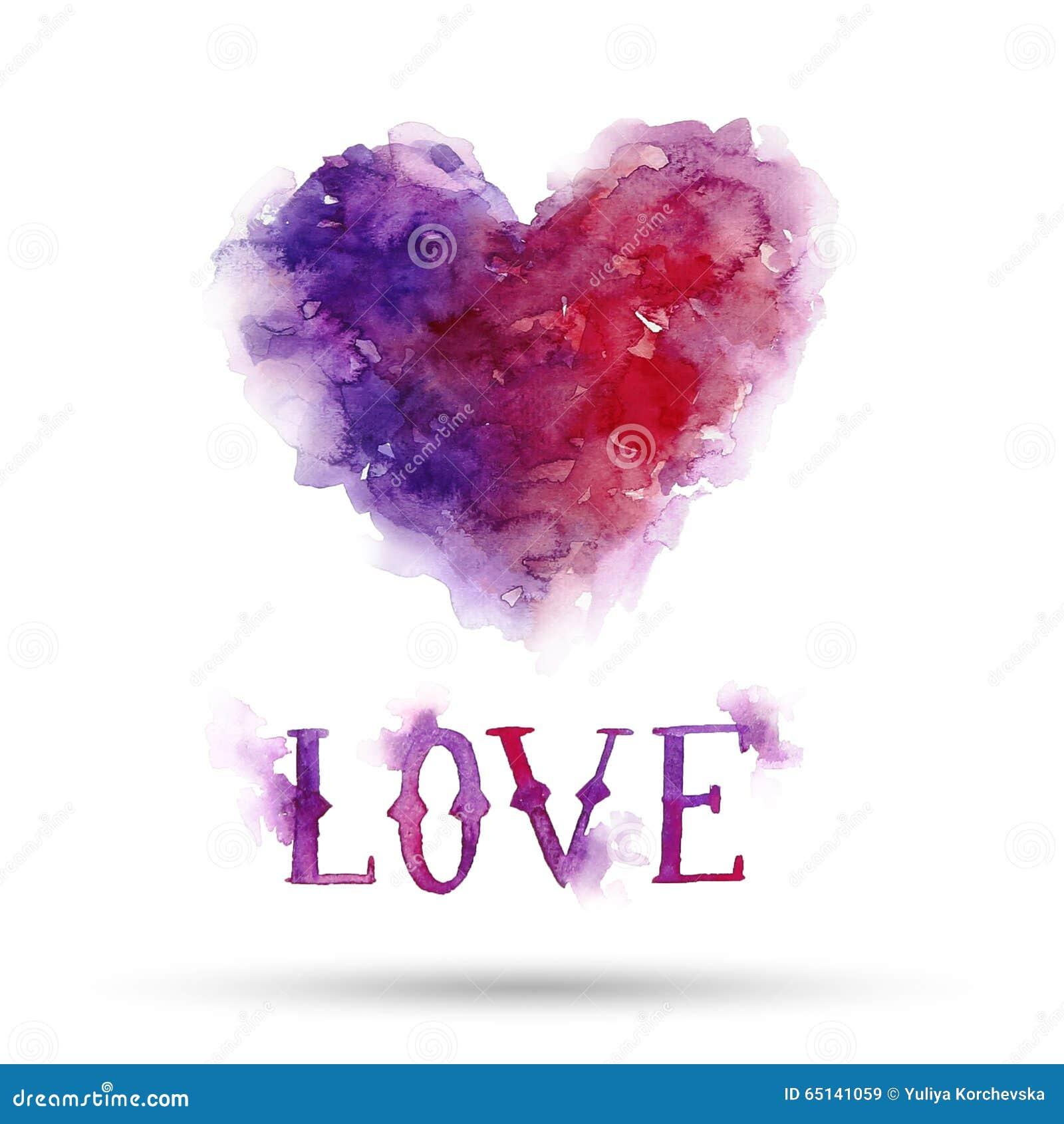 Hand Draw Illustration Happy Valentine S Day Stock Illustration