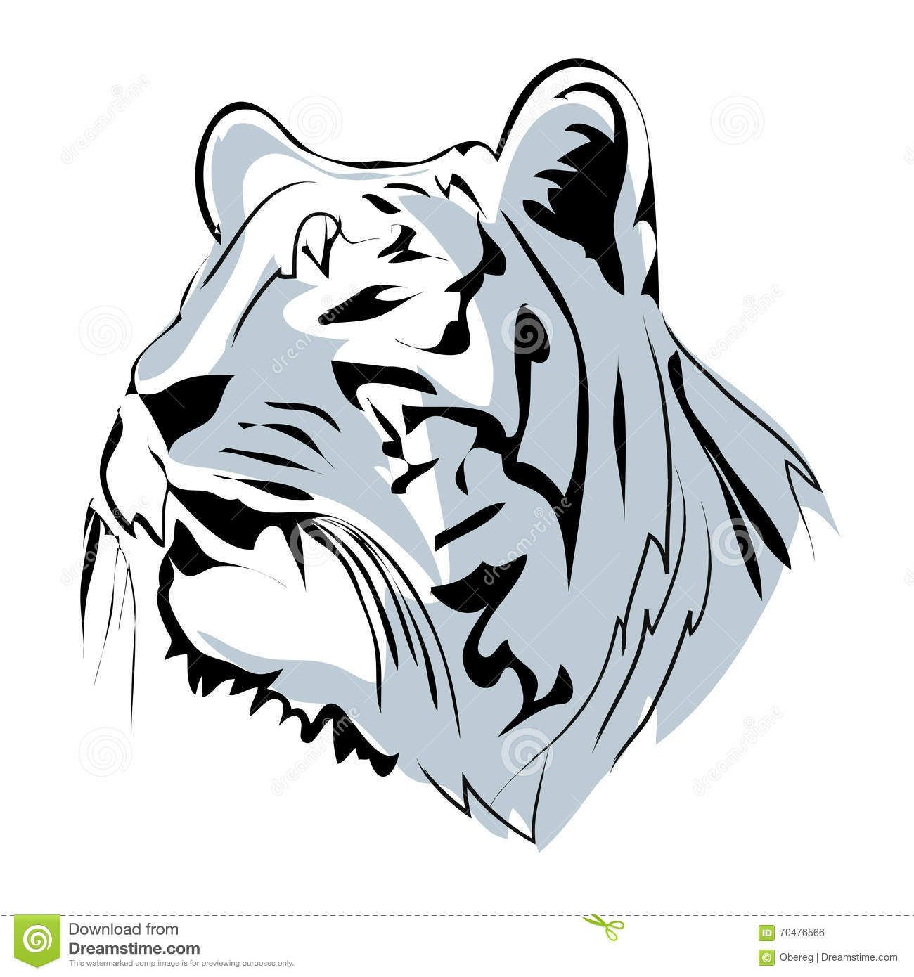 99 Learn How To Draw A Tiger Face Big Cats Step By Step Drawing