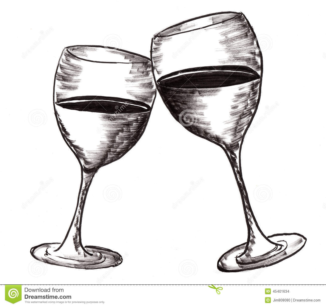 Related keywords suggestions for wine drawing for How to draw on wine glasses