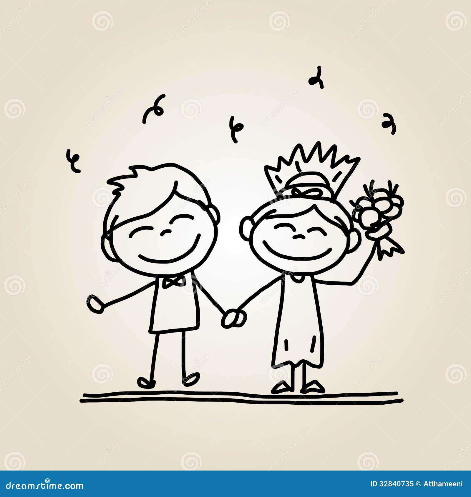 ... Cartoon Happy People Royalty Free Stock Photo - Image: 32840735