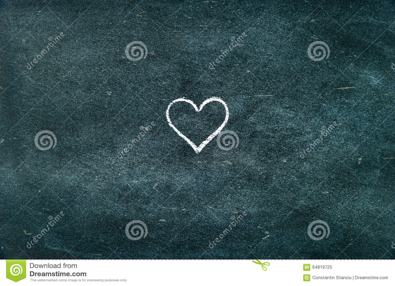 Hand drawing heart shape symbol on blackboard stock image image royalty free stock photo biocorpaavc Gallery
