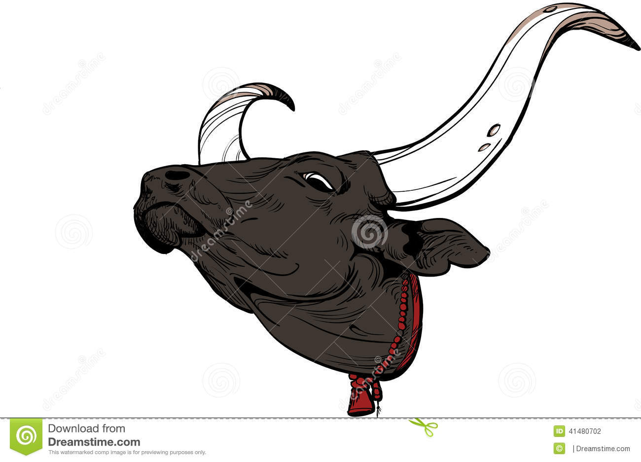 Uncategorized Cow Head Drawing hand drawing illustration of a cow head stock image royalty free download head