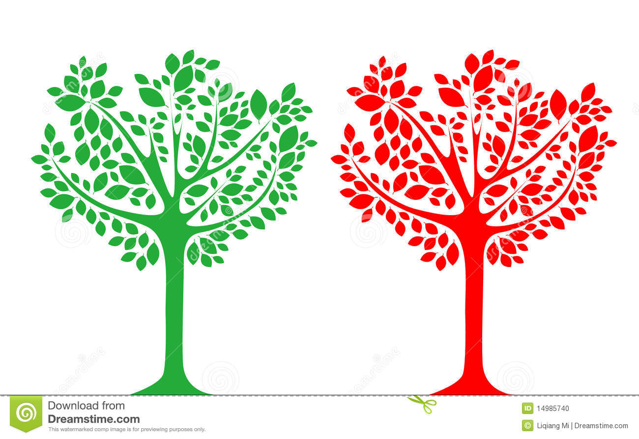 Hand Drawn Cartoon Tree Stock Vector Illustration Of Tree 14985740 Various formats from 240p to 720p hd (or even 1080p). dreamstime com