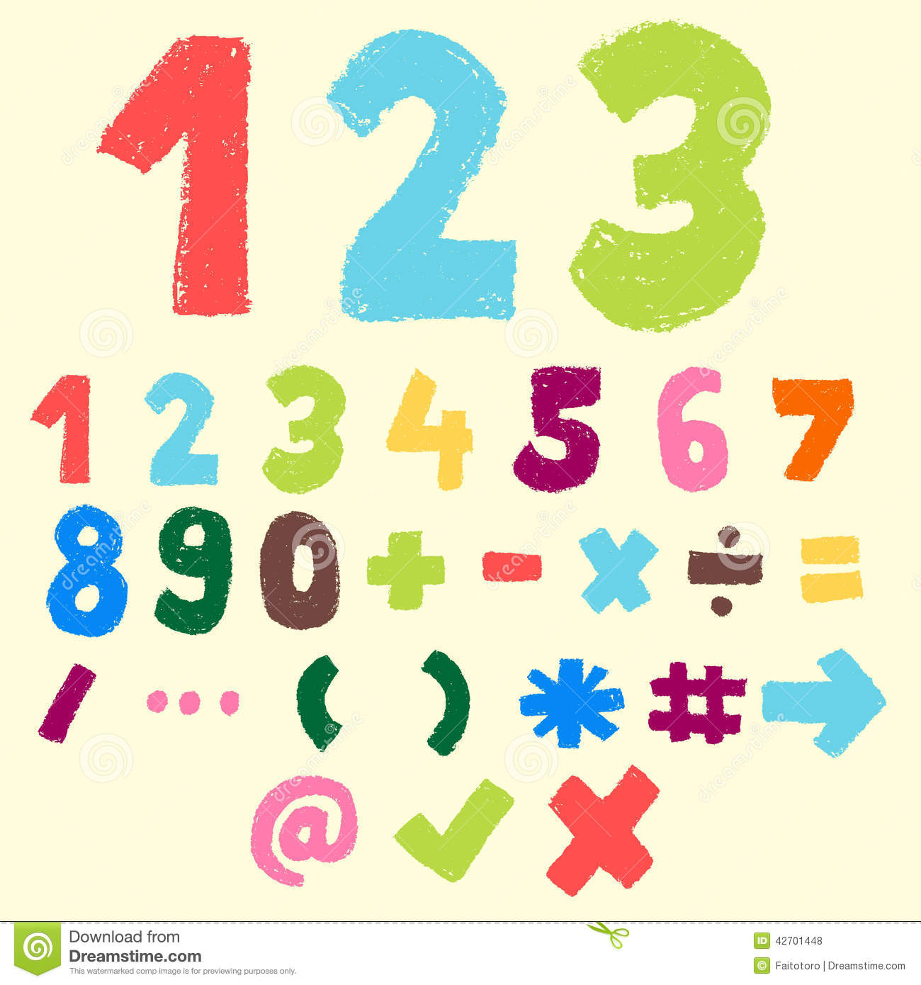 What is a numeric vector