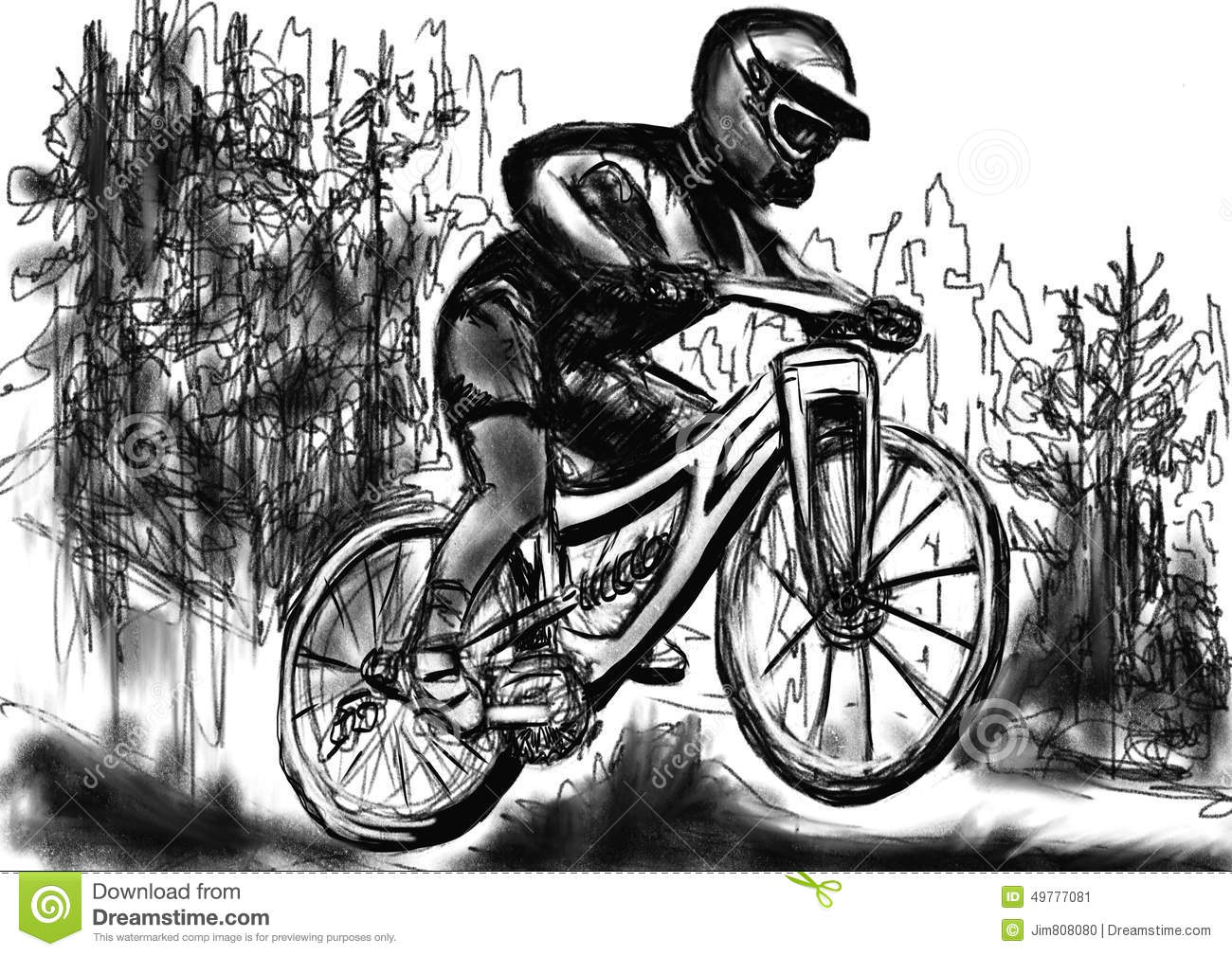 Mtb Cartoons Illustrations Amp Vector Stock Images 422