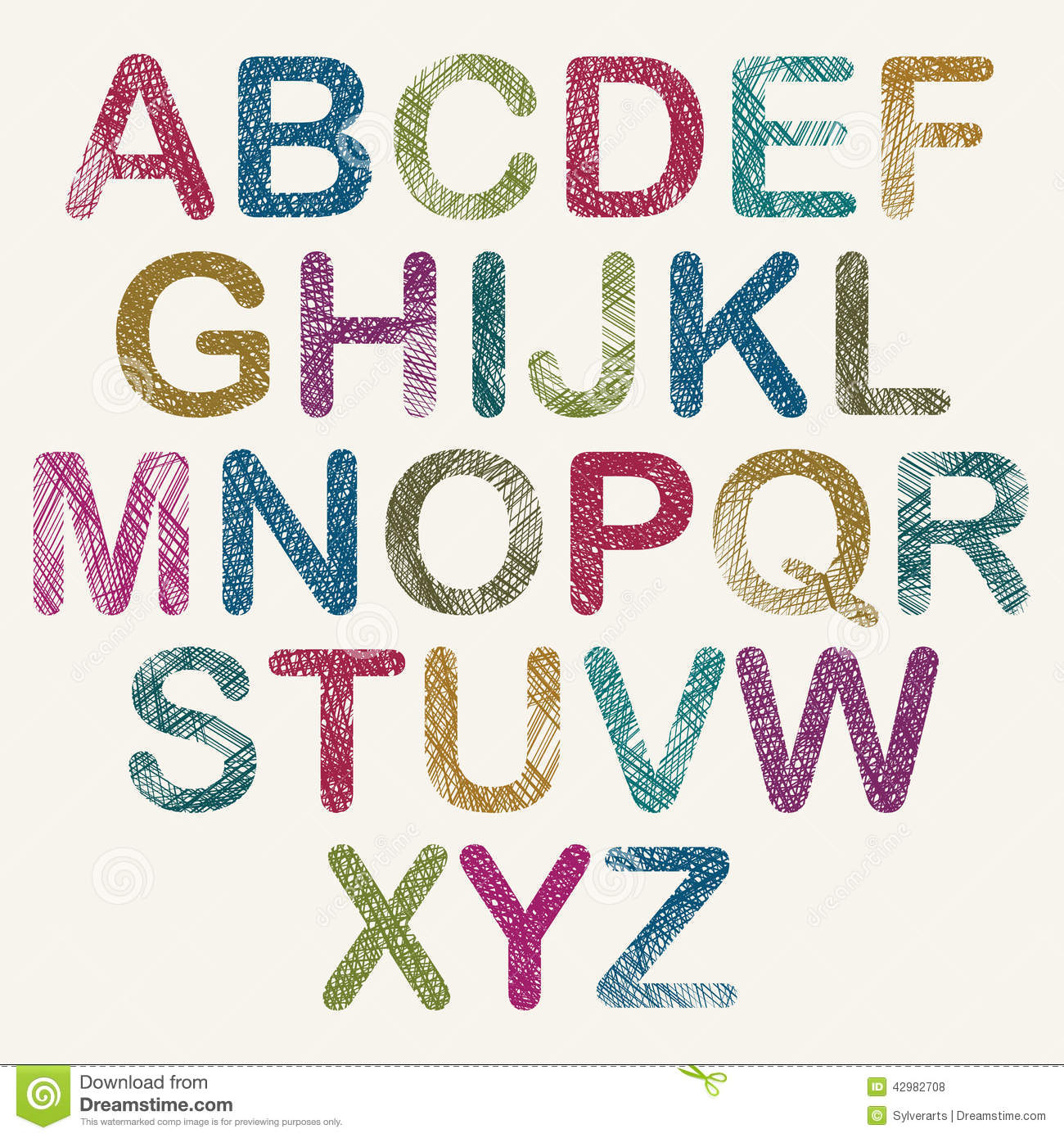 Http style color font
