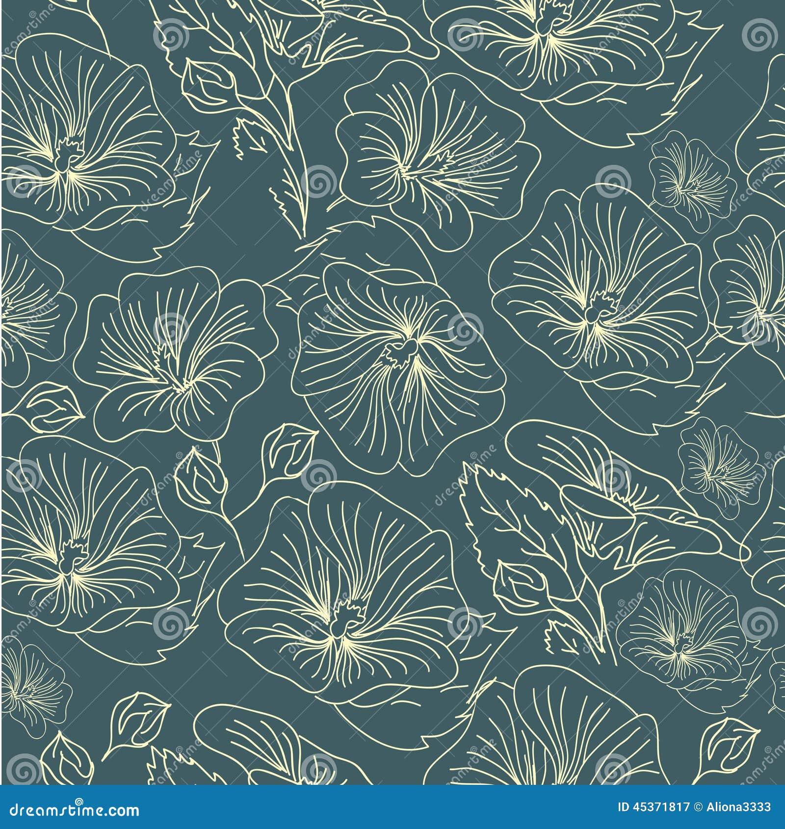 illustration soft floral - photo #20