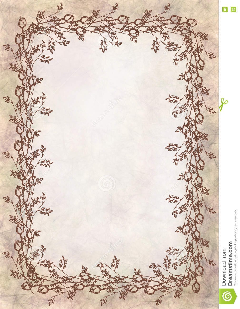 letter paper template