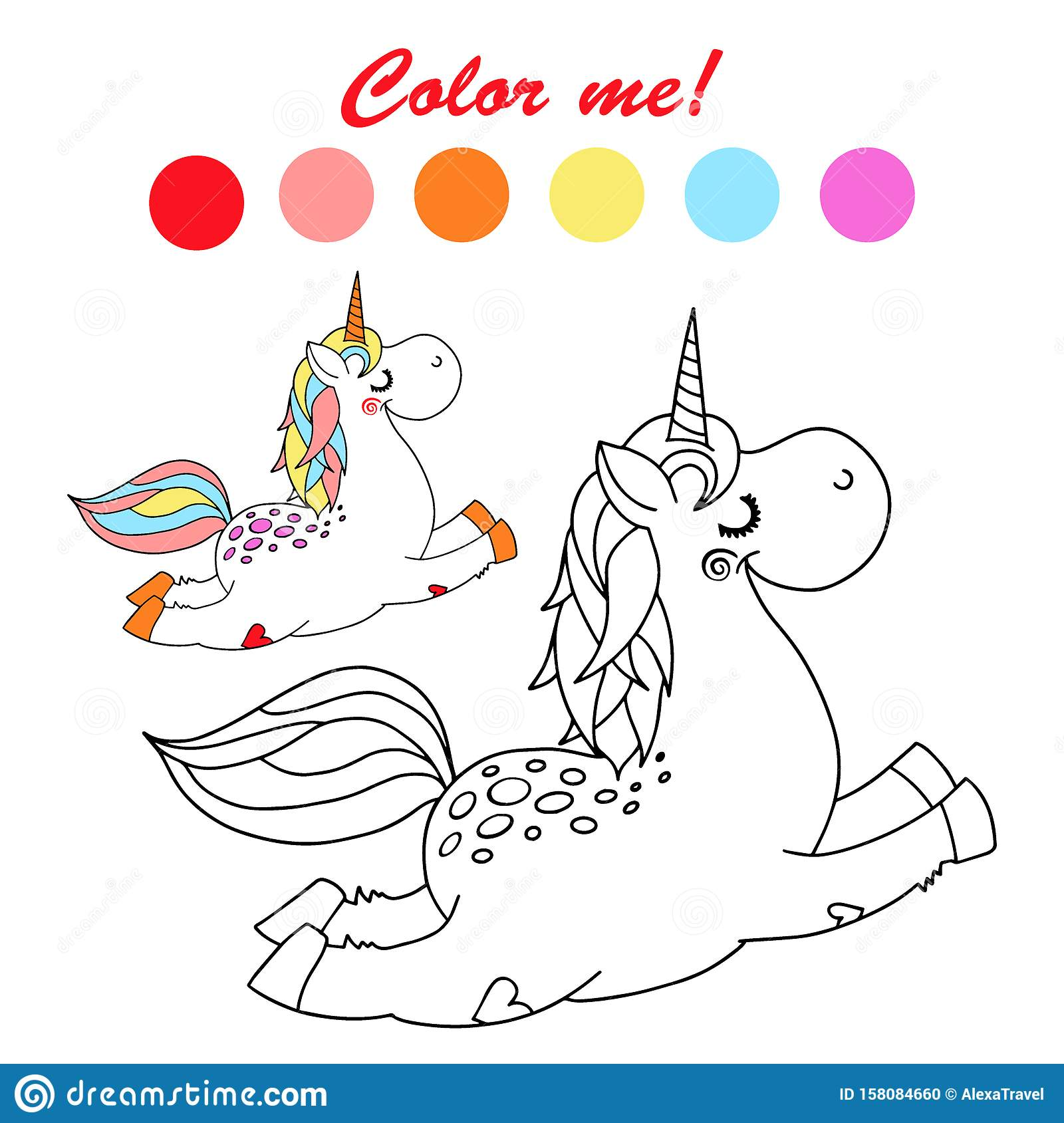 Funny Coloring Books