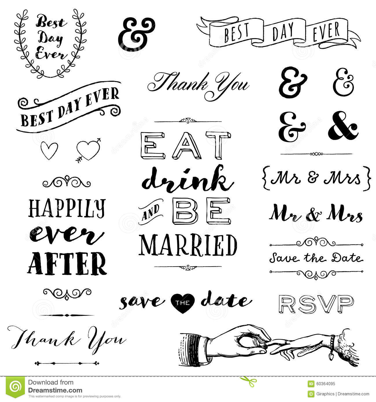 Script Wedding Invitation Wording Clip Art In Classic By Esani together with Hand Drawing Cartoon Happy Couple Wedding Vector 10425652 together with Stock Illustration Hand Drawn Wedding Typography Collection Messages Graphics Image60364095 likewise  on funny wedding invitation text