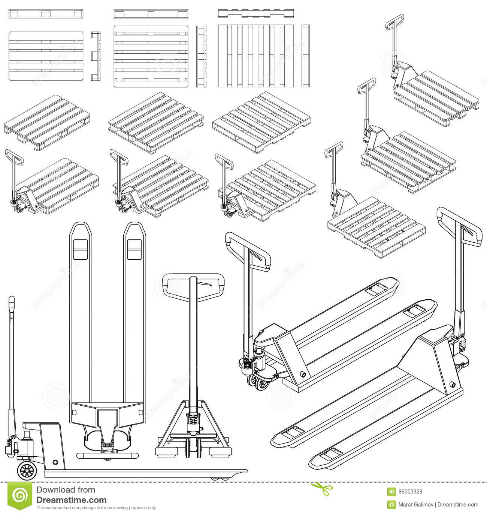 trolley cartoon clipart