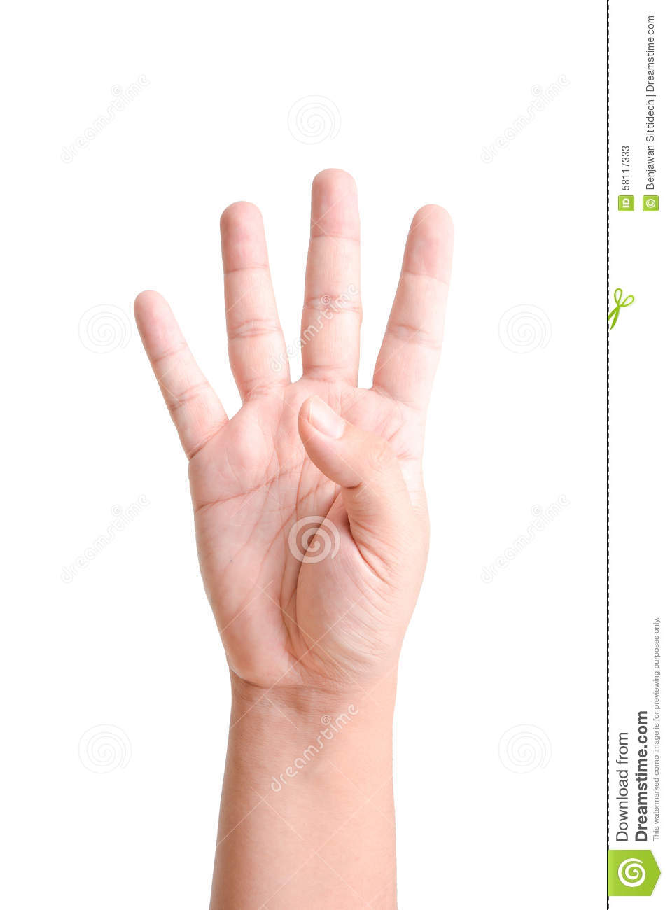 image Up to 3 fingers in my asshole
