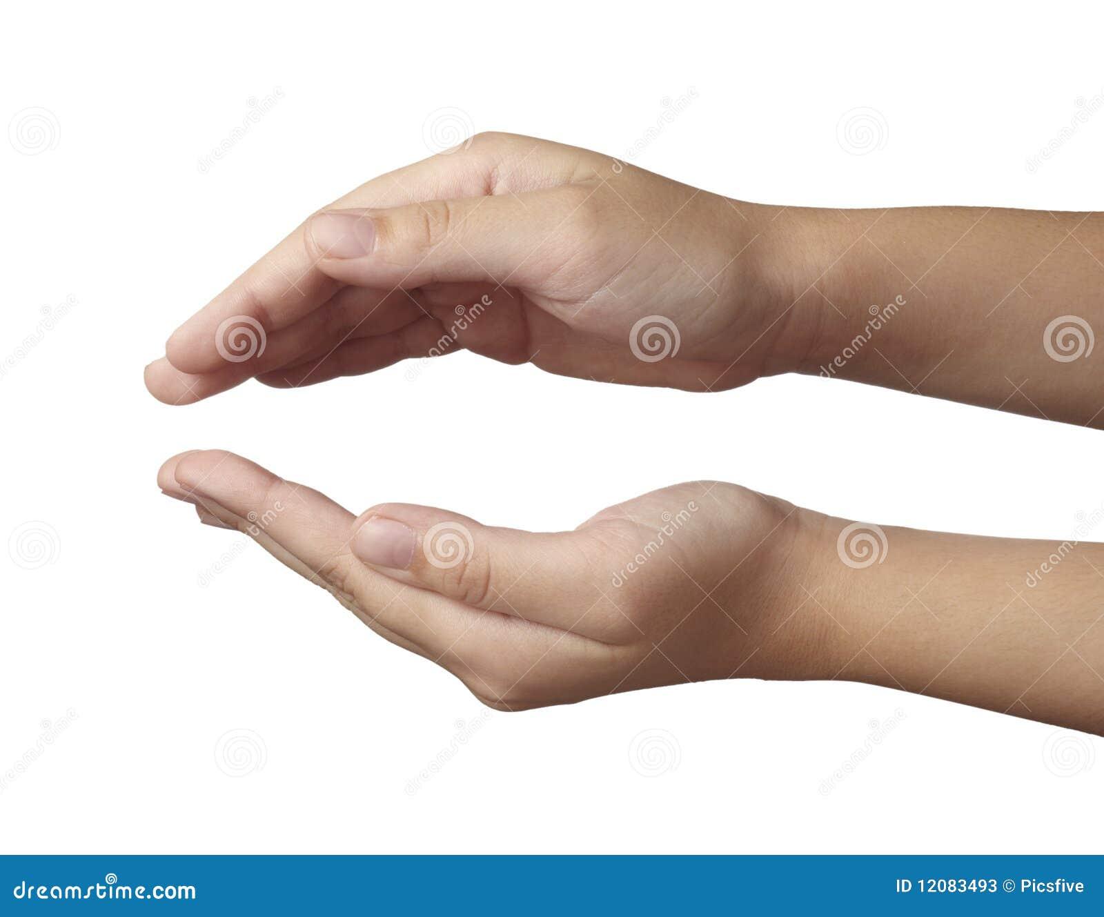 Hand Gesture Body Language Stock Photos - Image: 12083493