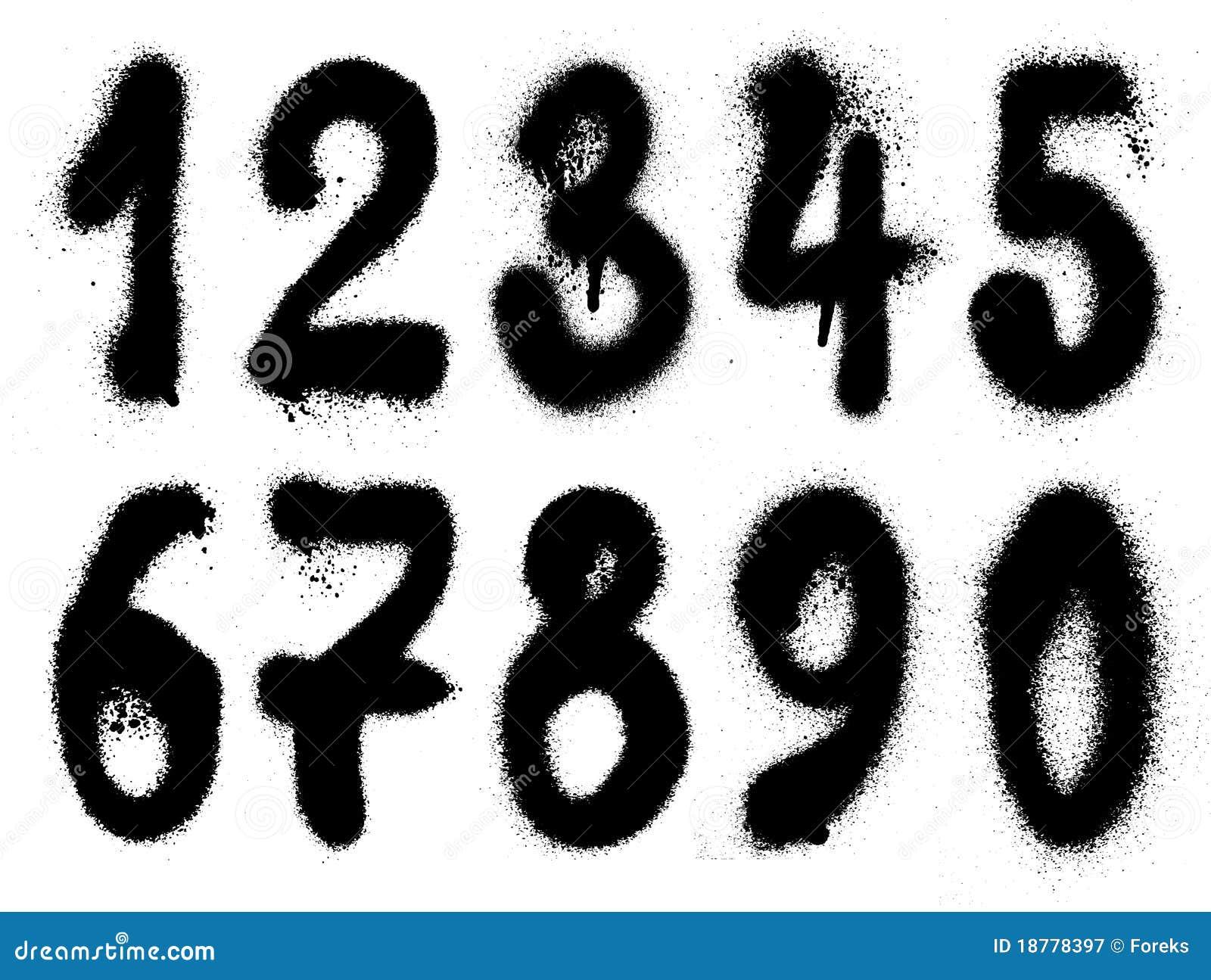 Best Spray Paint Fonts
