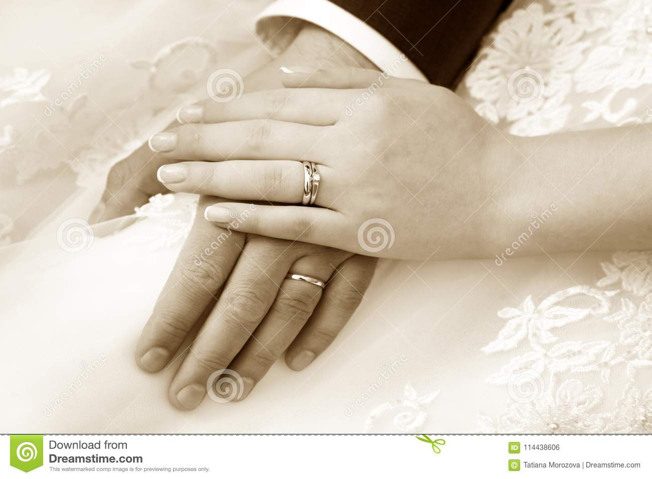 Outstanding Hands Wedding Rings Gift The Wedding Ideas