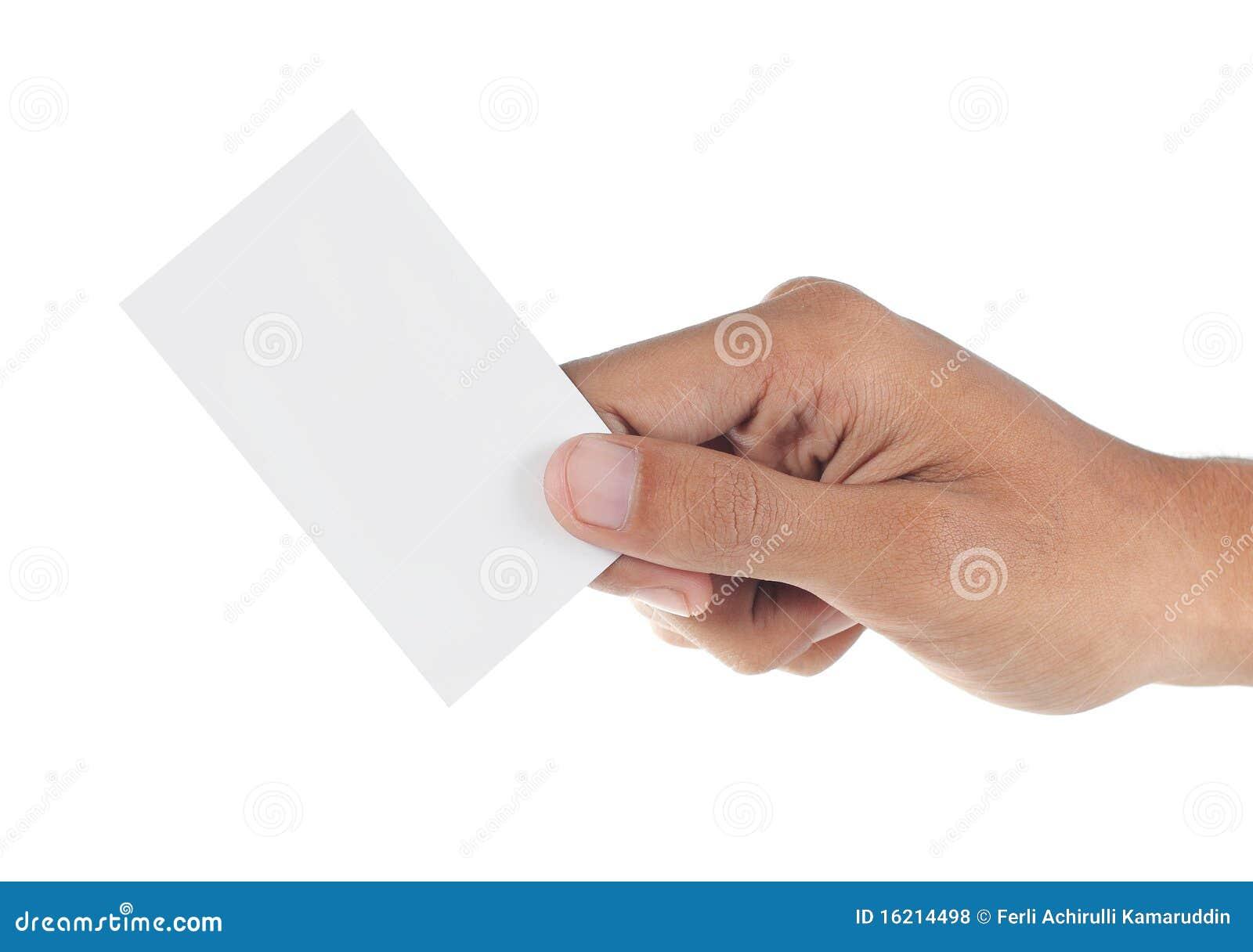 hand karte