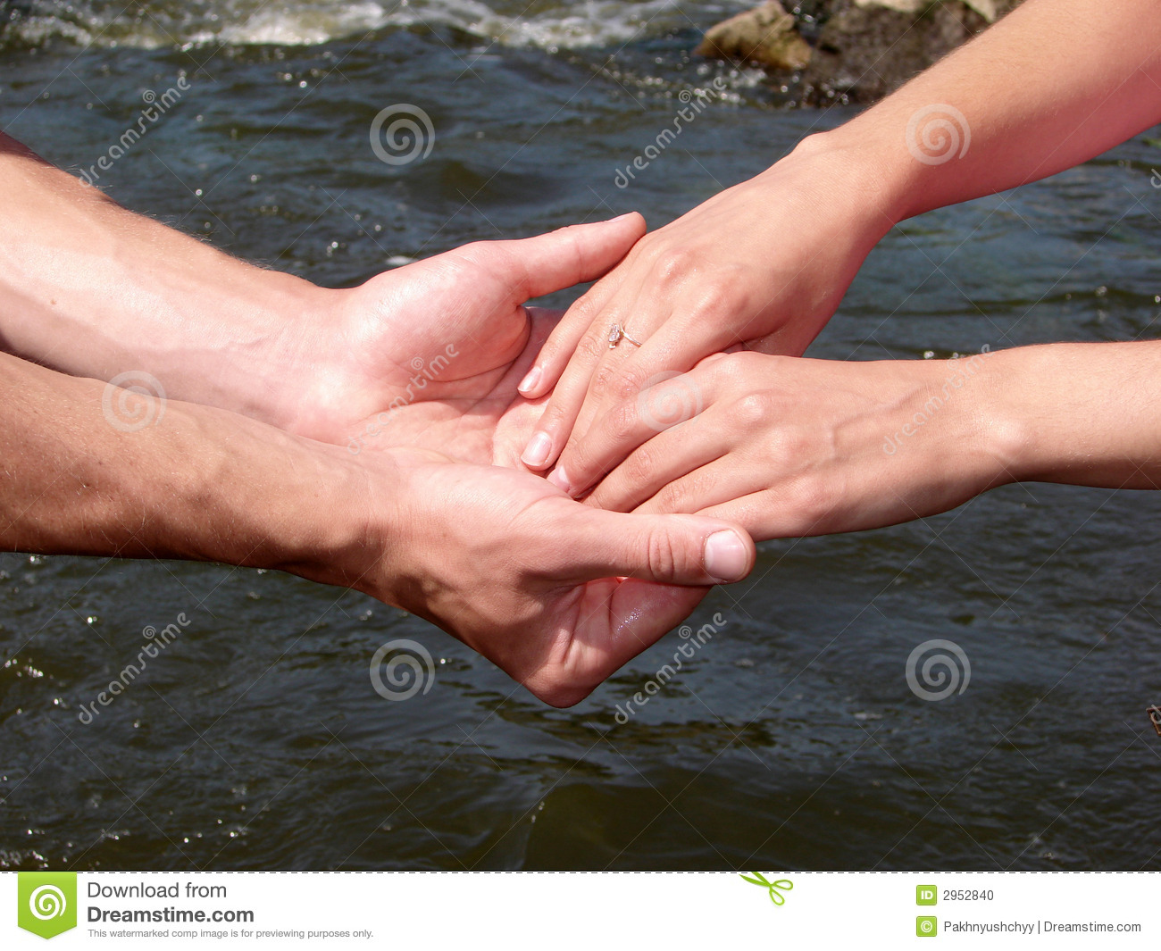 hand in a hand stock photo image of humanitarian