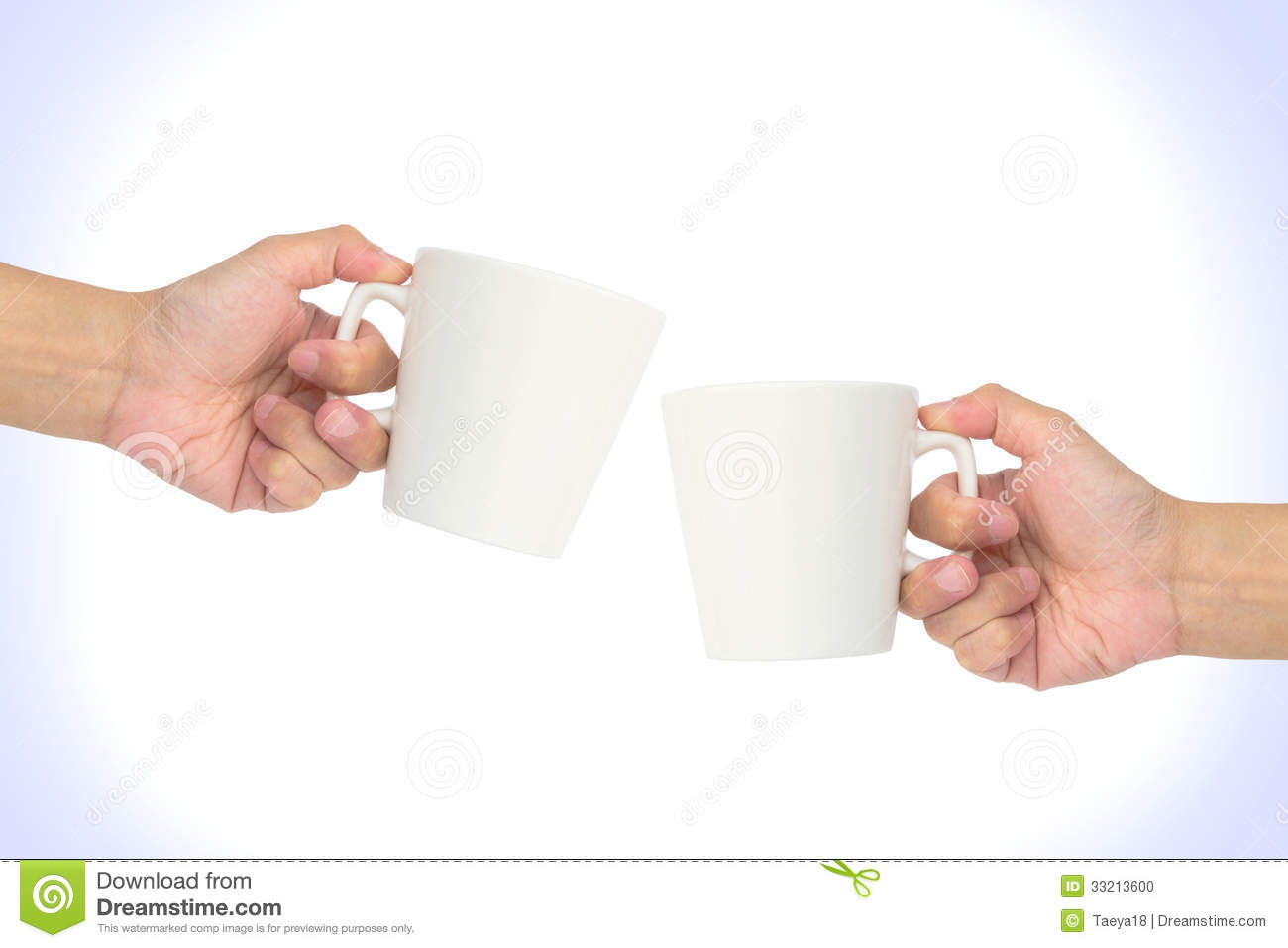Hand Hold Cup Stock Photo Image Of Ceramic Hand