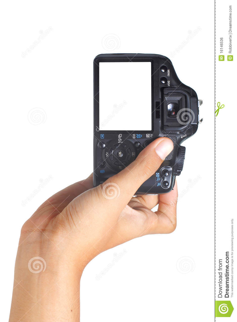 hand holding camera royalty free stock image image 16146536