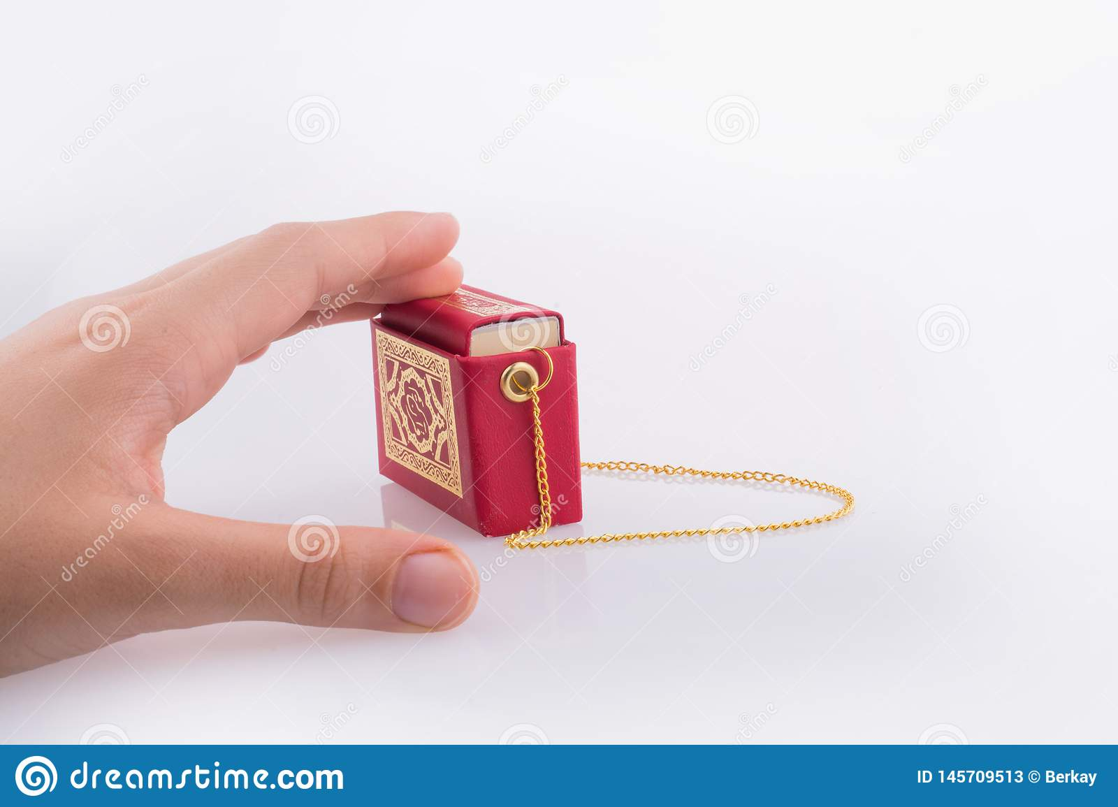 The Holy Quran stock image  Image of arabic, traditional - 145709513