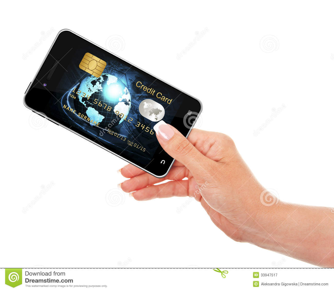 how to pay with mobile phone credit