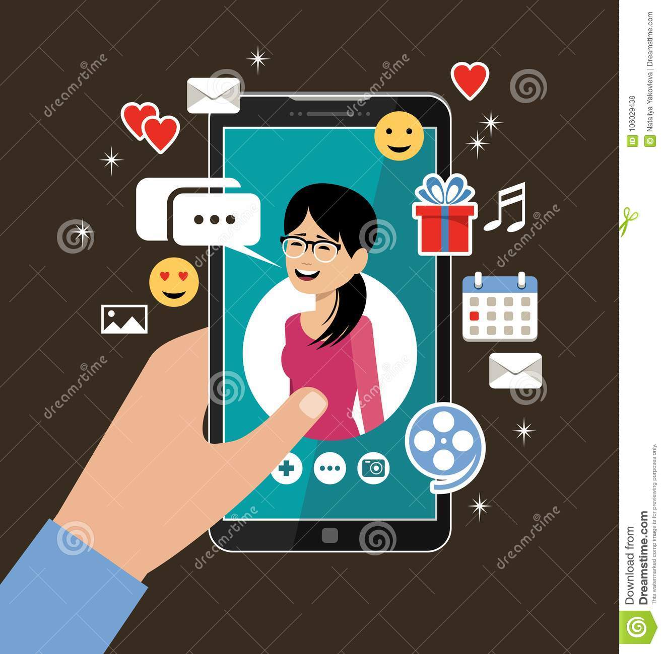 qocial online dating
