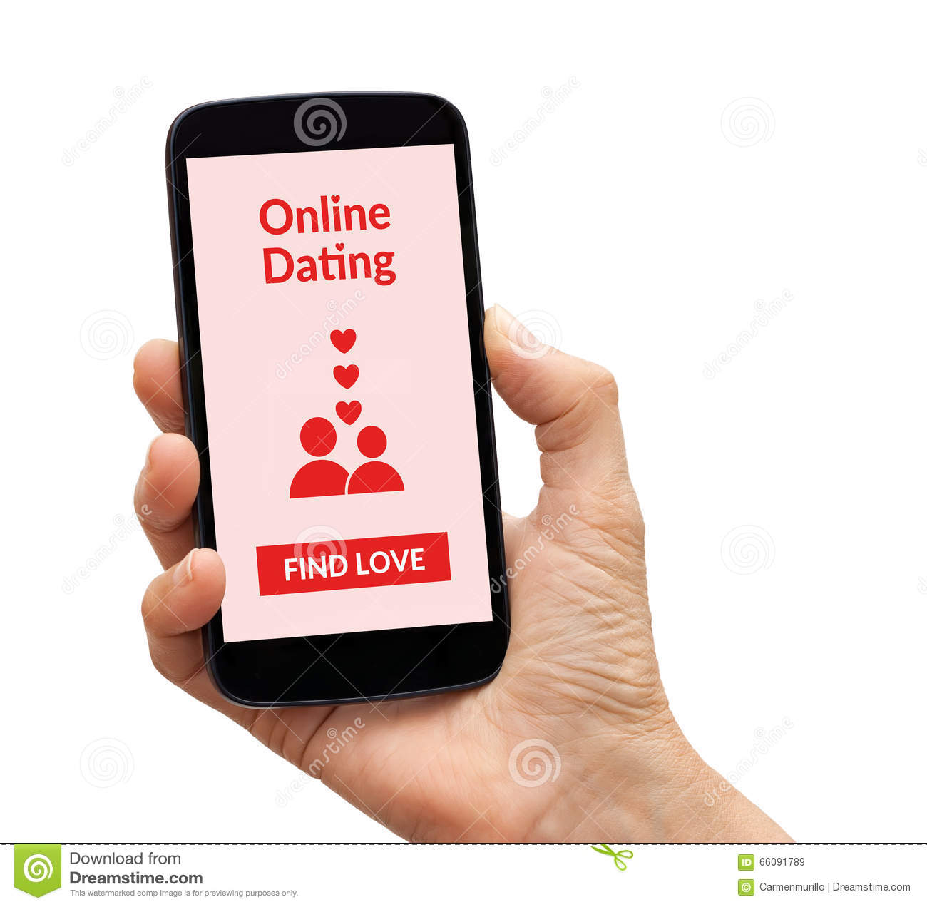 mobile phone dating app