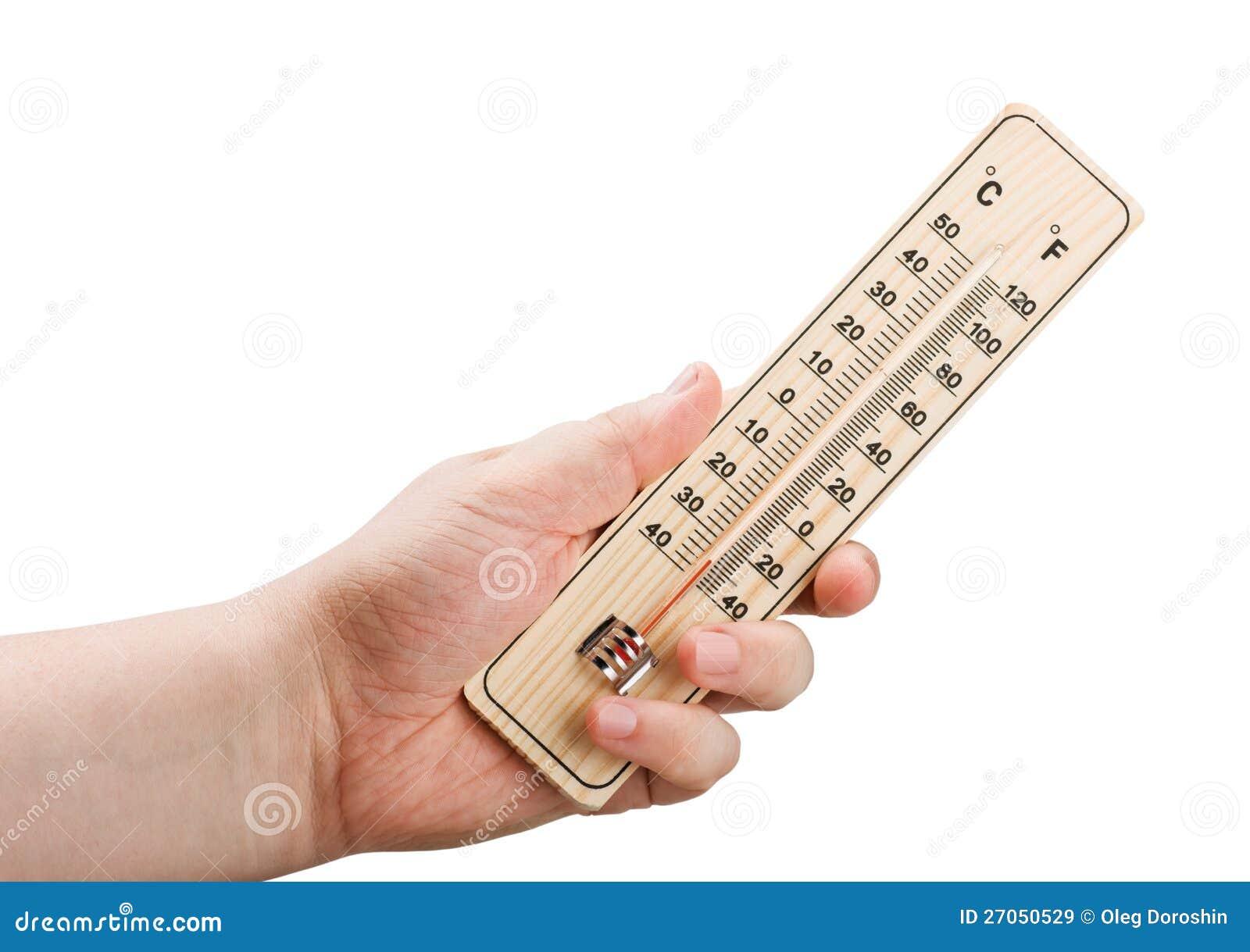 Термометр из картона своими руками 80