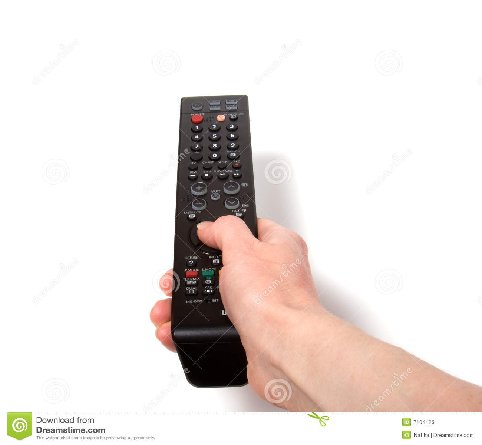 Scientists develop TV gesture control system