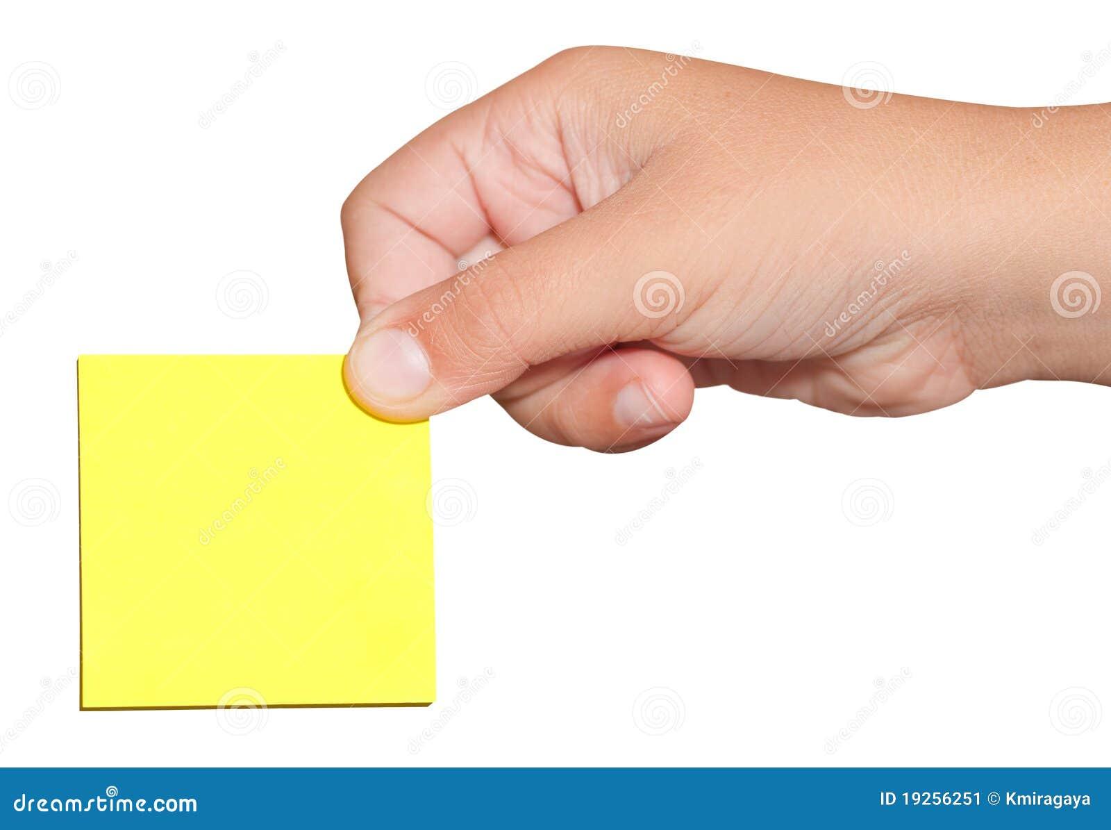 post hand