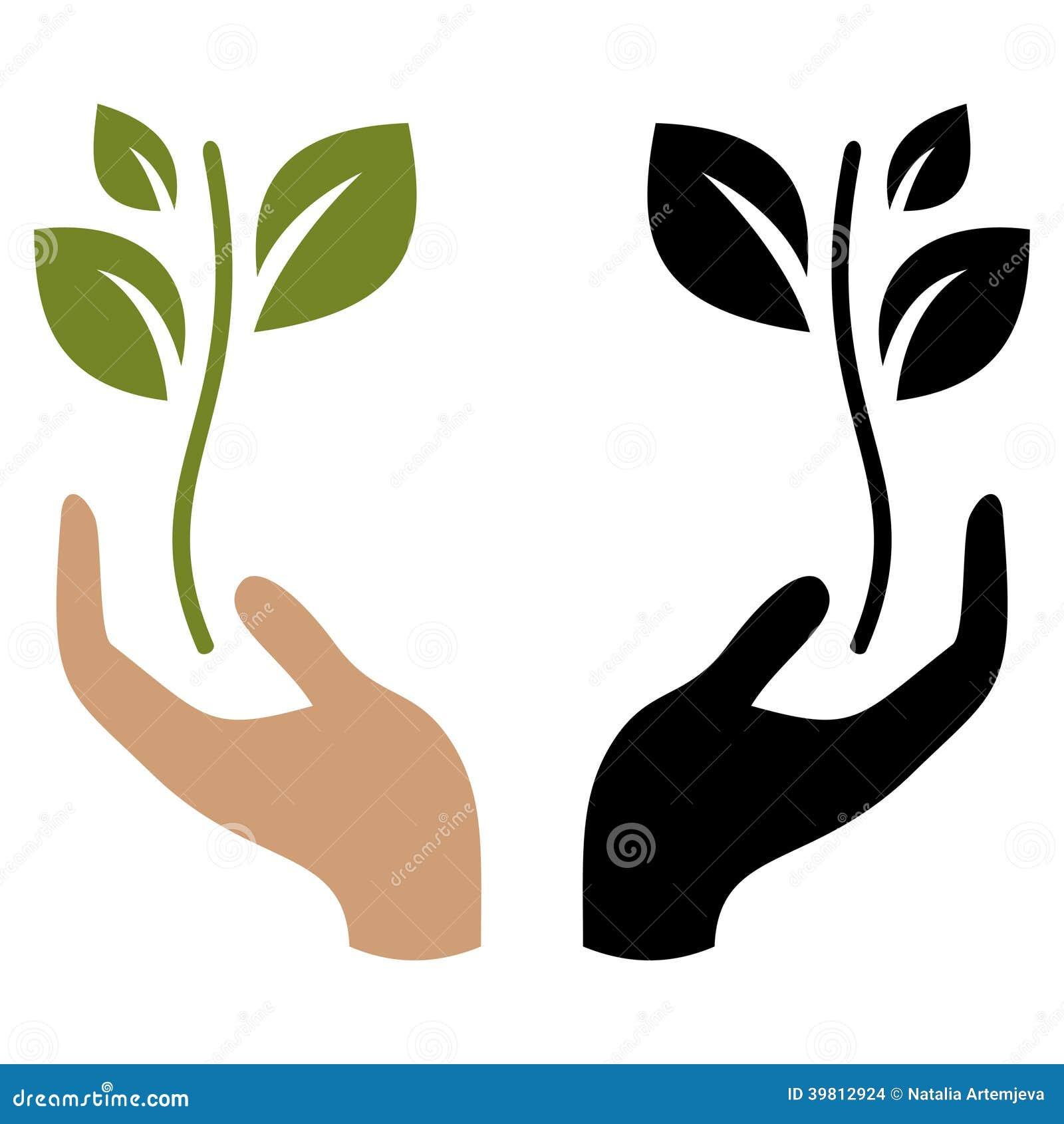 Hand Holding Yo... Oak Leaf Pictures Clip Art