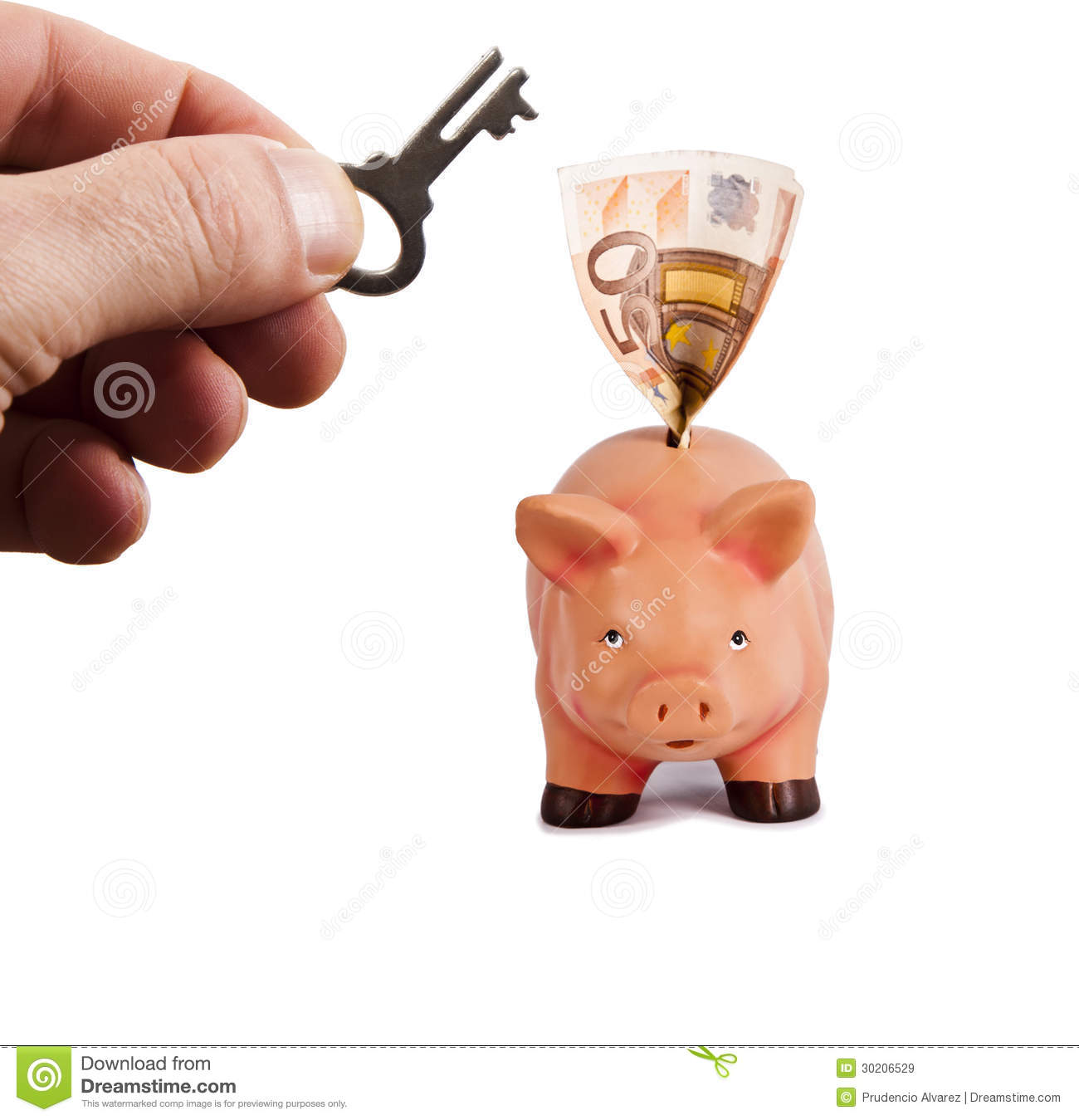 Savings royalty free stock images image 30206529 for How to open a tin piggy bank