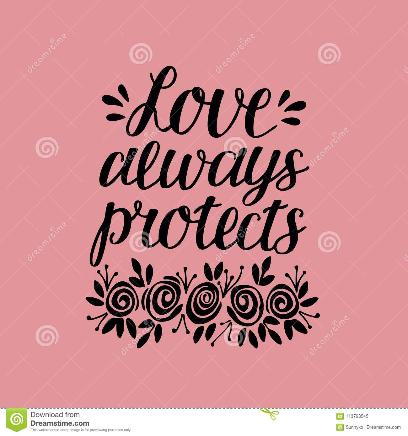 love always protects corinthians