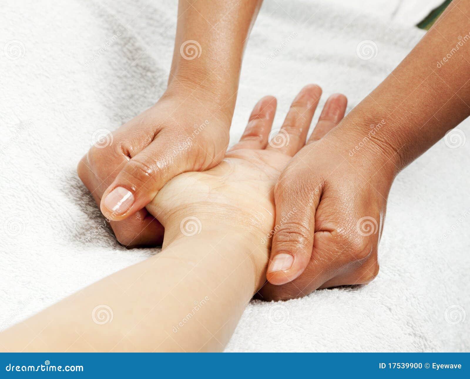 Basic principles of Reflexology hand-massage-17539900