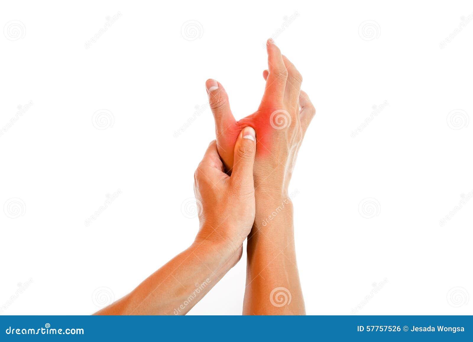 hand pain stock photo image 57757526. Black Bedroom Furniture Sets. Home Design Ideas