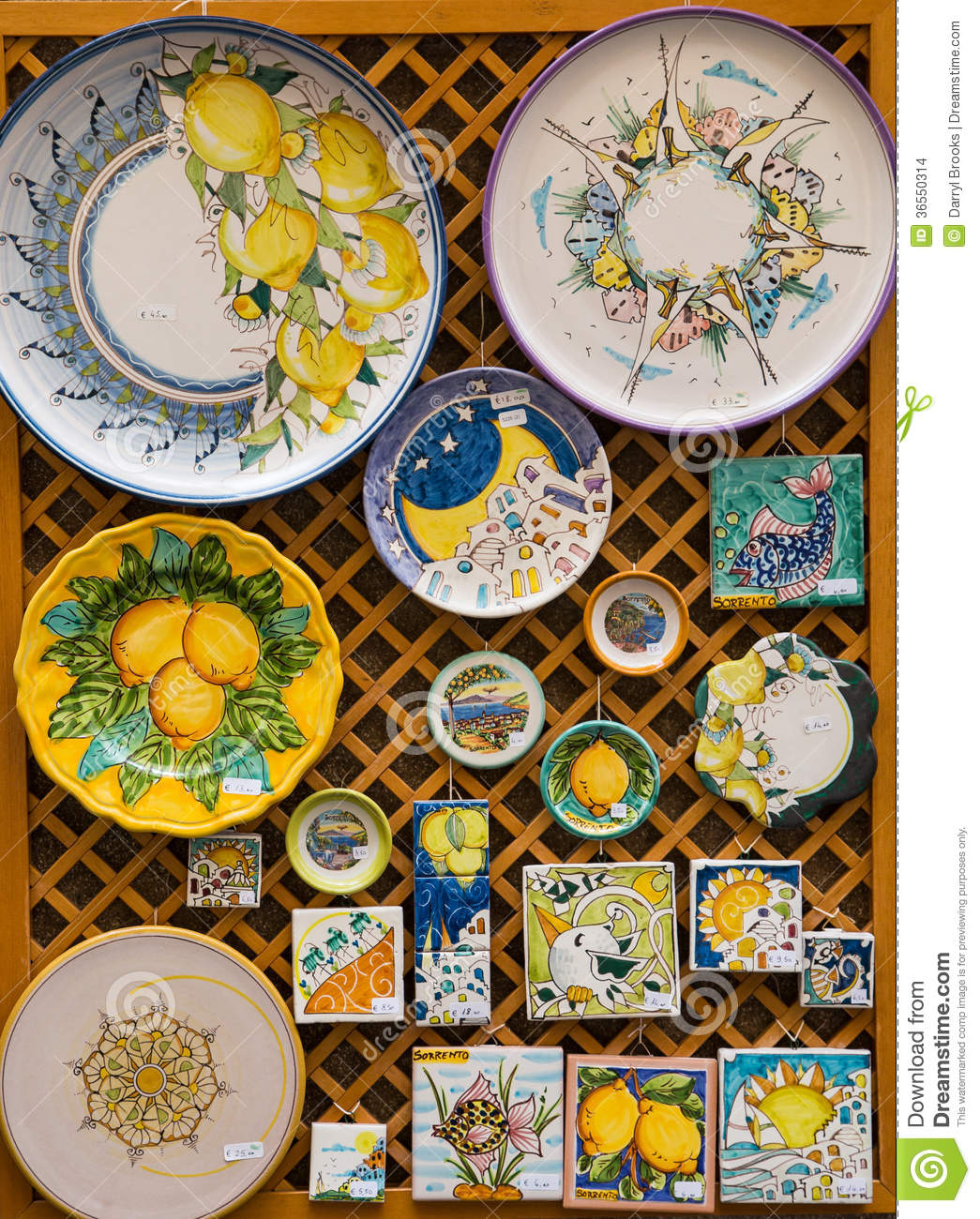 Hand Painted Plates Prices