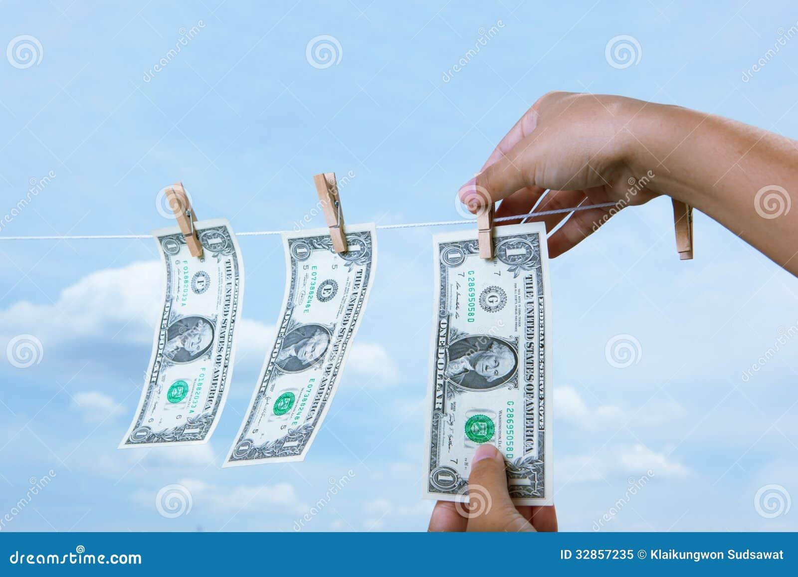 M Clamp Money Clip Hand Pinch Money On Cl...